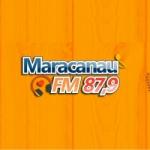Logo da emissora Radio Maracanaú 87.9 FM
