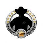 Logo da emissora Rádio Sertanejo Aqui