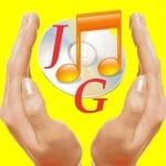 Logo da emissora Rádio Jerusalém Gospel 88.3 FM