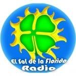 Logo da emissora El Sol de La Florida 107.3 FM