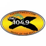 Logo da emissora Radio WXKW The X 104.9 FM