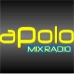 Logo da emissora Apolo Mix Rádio