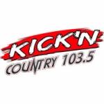 Logo da emissora Radio WKNK 103.5 FM