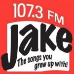 Logo da emissora Radio KJKE 107.3 FM