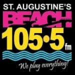 Logo da emissora Radio WBHU 105.5 FM