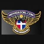 Logo da emissora Movimento Rádio 106