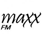 Logo da emissora MAXX FM