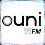 Logo da emissora Ouni 95 FM