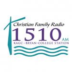 Logo da emissora KAGC 1510 AM Bryan