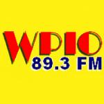Logo da emissora Radio WPIO 89.3 FM