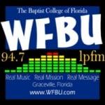 Logo da emissora WFBU 94.7 FM