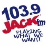 Logo da emissora KJXJ 103.9 FM
