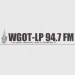 Logo da emissora WGOT-LP 94.7 FM