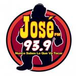 Logo da emissora KINT 93.9 FM José