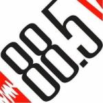 Logo da emissora Radio WMNF HD3 88.5 FM