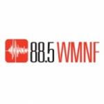 Logo da emissora Radio WMNF HD4 88.5 FM