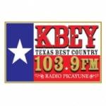 Logo da emissora KBEY 103.9 FM