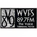 Logo da emissora Radio WVFS 89.7 FM
