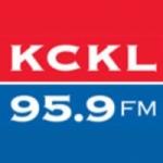 Logo da emissora KCKL 95.9 FM Lake Country