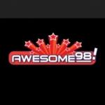 Logo da emissora KKCL 98.1 FM