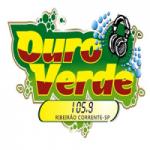 Logo da emissora Rádio Ouro Verde 105.9 FM