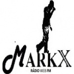 Logo da emissora Rádio Markx FM