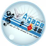 Logo da emissora Ágape Web Rádio