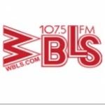 Logo da emissora WBLS 107.5 FM