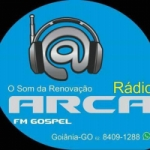 Logo da emissora Rádio Arca FM