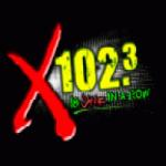 Logo da emissora Radio WMBX 102.3 FM