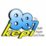Logo da emissora KEPI - 88.7 FM