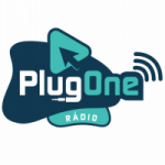 Logo da emissora Rádio PlugOne