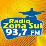 Logo da emissora Rádio Zona Sul 93.7 FM
