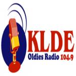 Logo da emissora KLDE 104.9 FM