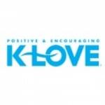 Logo da emissora KMLR 106.3 FM K-Love