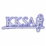 Logo da emissora KKSA 1260 AM