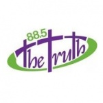Logo da emissora WBOJ 88.5 FM The Truth