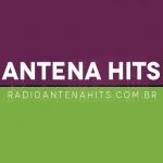 Logo da emissora Rádio Antena Hits