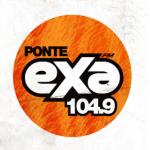 Logo da emissora KRGX 95.1 FM Exa
