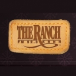 Logo da emissora KRNH 92.3 FM The Ranch