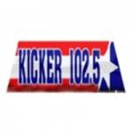 Logo da emissora KKYR 102.5 FM