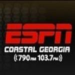 Logo da emissora Radio WSFN 790 AM 103.7 FM