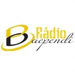 Logo da emissora Rádio Baependi