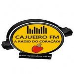 Logo da emissora Rádio Cajueiro 104.9 FM