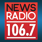 Logo da emissora Radio WYAY 106.7 FM