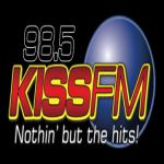 Logo da emissora WKSW 98.5 FM Kiss