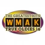 Logo da emissora WMAK 1570 AM