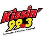 Logo da emissora Radio WKCN HD1 99.3 FM