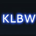 Logo da emissora KLBW 1530 AM