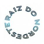 Logo da emissora Rádio Raiz do Nordeste